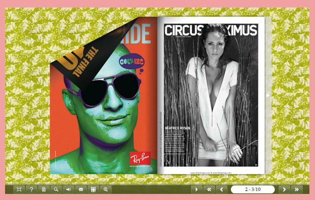 Digital Magazine Publishing Software Make Flipping Book