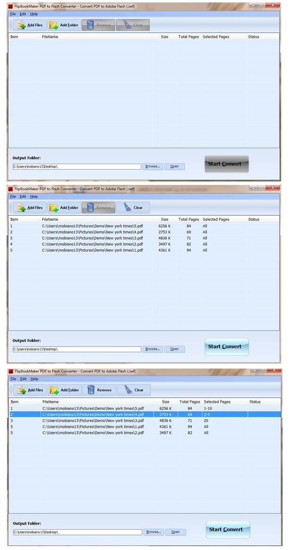 FlipBookMaker PDF to Flash Converter (Freeware)