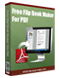 free textbook to Flash PageFlip 3D converter - txt2PageFlip 3D Standard